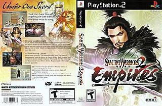 Screenshot Thumbnail / Media File 1 for Samurai Warriors 2 - Empires (Europe)