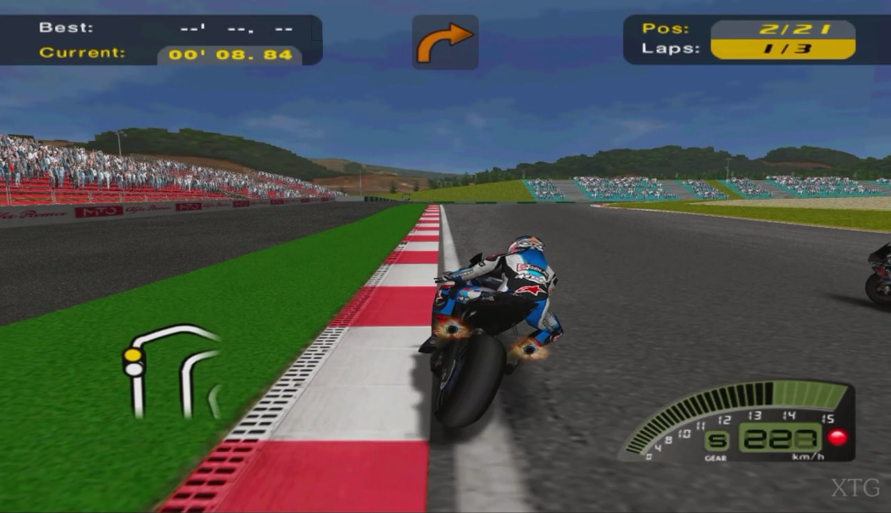 sbk-09 superbike world championship ps2