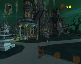 Screenshot Thumbnail / Media File 1 for Scooby-Doo! Night of 100 Frights (Europe)