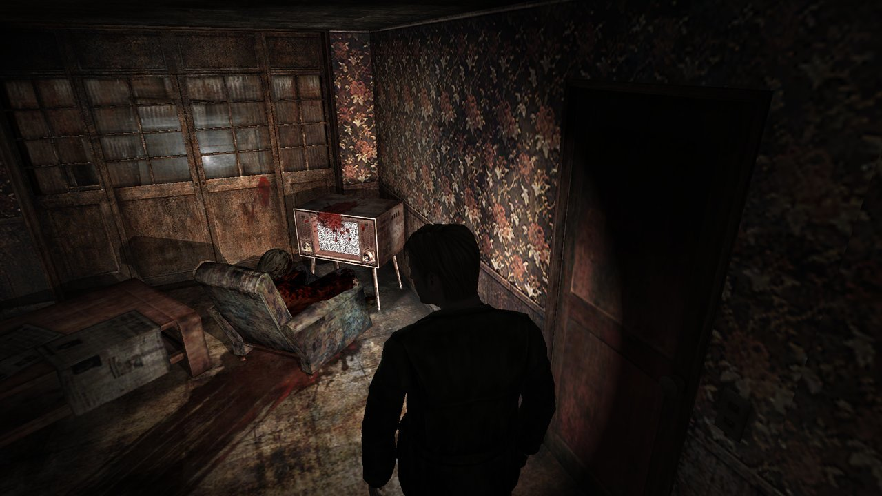 Silent hill ps2 iso