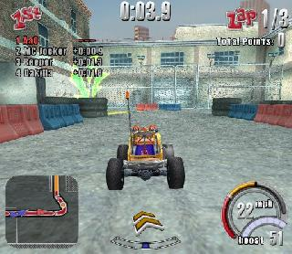 Screenshot Thumbnail / Media File 1 for Smash Cars (Europe) (En,Fr,De,Es,It)