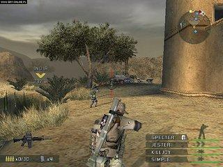 Screenshot Thumbnail / Media File 1 for SOCOM - U.S. Navy SEALs (Europe) (En,Fr,De,Es,It)