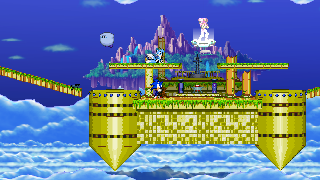 Screenshot Thumbnail / Media File 1 for Sonic Gems Collection (Europe, Australia) (En,Fr,De,Es,It)