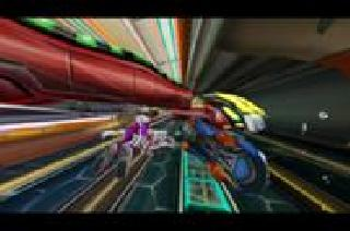 Screenshot Thumbnail / Media File 1 for Sonic Riders - Zero Gravity (Europe) (En,Fr,De,Es,It)