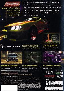 Screenshot Thumbnail / Media File 1 for SRS - Street Racing Syndicate (Europe) (En,Fr,De,Es,It)