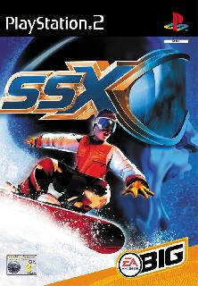 Screenshot Thumbnail / Media File 1 for SSX (Europe) (En,Fr,De)