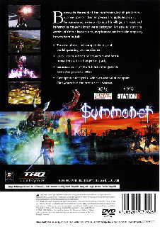 Screenshot Thumbnail / Media File 1 for Summoner (Europe)