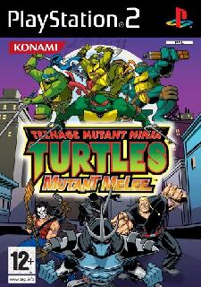 Screenshot Thumbnail / Media File 1 for Teenage Mutant Ninja Turtles - Mutant Melee (Europe) (En,Fr,De,Es,It)