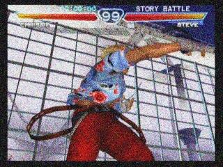 Screenshot Thumbnail / Media File 1 for Tekken 4 (Europe) (En,Fr,De,Es,It)