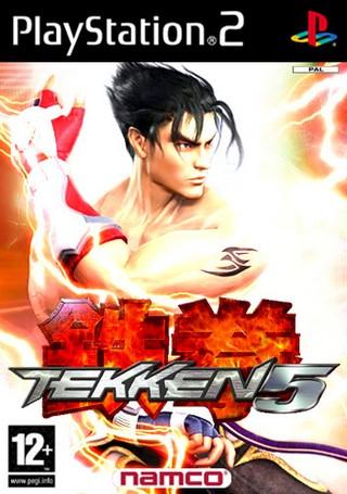 Tekken 5 (Europe, Australia) (En,Fr,De,Es,It) ISO < PS2 ISOs