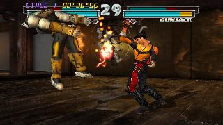 Screenshot Thumbnail / Media File 1 for Tekken Tag Tournament (Europe) (En,Fr,De,Es,It) (v1.00)