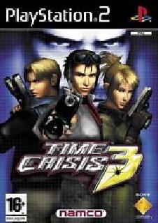 Screenshot Thumbnail / Media File 1 for Time Crisis 3 (Europe, Australia) (En,Fr,De,Es,It)