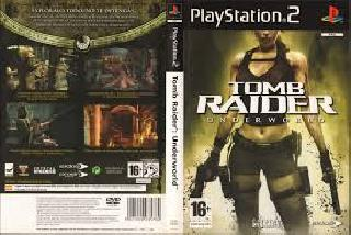 Tomb Raider Underworld Europe En Fr De Es It Iso Ps2 Isos Emuparadise