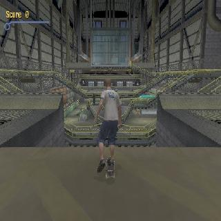 Screenshot Thumbnail / Media File 1 for Tony Hawk's Pro Skater 3 (Europe)