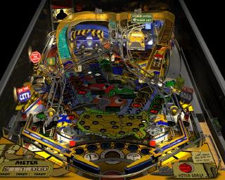 Screenshot Thumbnail / Media File 1 for Ultimate Pro Pinball (Europe) (En,Fr,De,Es,It)