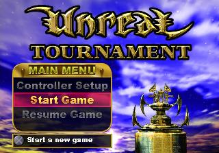 Screenshot Thumbnail / Media File 1 for Unreal Tournament (Europe) (En,Fr,De,Es,It)