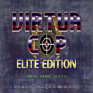 Screenshot Thumbnail / Media File 1 for Virtua Cop - Elite Edition (Europe) (En,Fr,De,Es,It)