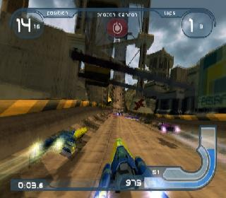 Screenshot Thumbnail / Media File 1 for WipEout Fusion (Europe) (En,Fr,De,Es,It)