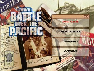 Screenshot Thumbnail / Media File 1 for WWII - Battle Over the Pacific (Europe)