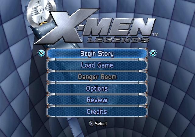 Cyclops' x-men legends outfit fix ps2 skin addon mod db.