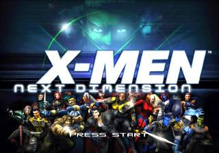 Screenshot Thumbnail / Media File 1 for X-Men - Next Dimension (Europe)