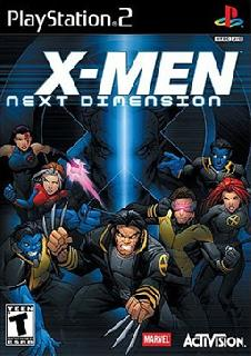 Screenshot Thumbnail / Media File 1 for X-Men - Next Dimension (Germany)