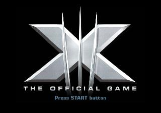Screenshot Thumbnail / Media File 1 for X-Men - The Official Game (Europe) (En,Fr,Es,It)