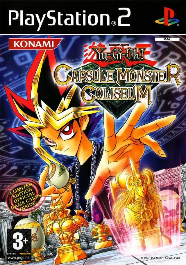 download yu gi oh capsule monster coliseum