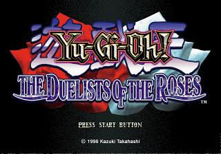 Screenshot Thumbnail / Media File 1 for Yu-Gi-Oh! The Duelists of the Roses (Europe)