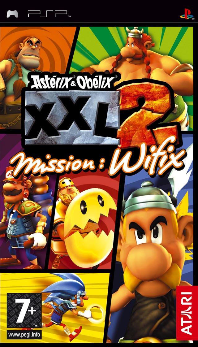 Asterix & Obelix XXL 2: Mission WiFix PSP