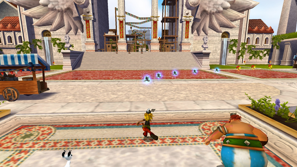 Asterix & Obelix XXL 2: Mission WiFix Screenshot 3