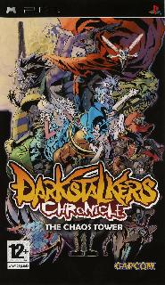 Screenshot Thumbnail / Media File 1 for Darkstalkers Chronicle - The Chaos Tower (Europe)