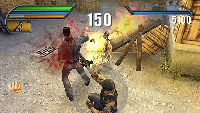 Dead to Rights - Reckoning (USA) ISO < PSP ISOs | Emuparadise