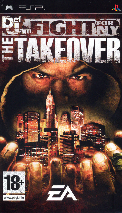 Def Jam - Fight for NY - The Takeover (Europe) ISO < PSP ISOs