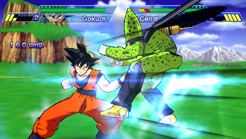 dragon ball z budokai iso download for ppsspp