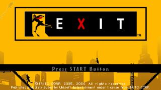 Screenshot Thumbnail / Media File 1 for Exit (USA)