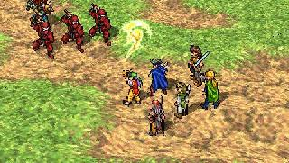 Screenshot Thumbnail / Media File 1 for Gensou Suikoden I & II (Japan)