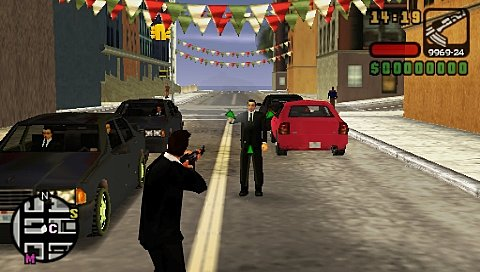 Grand Theft Auto - Liberty City Stories (USA) ISO < PSP ISOs