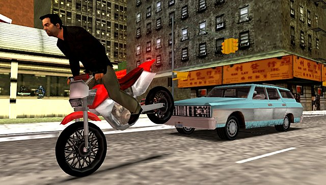 Grand Theft Auto - Liberty City Stories (USA) ISO < PSP ISOs | Emuparadise