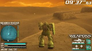 Screenshot Thumbnail / Media File 1 for Gundam Battle Royale (Japan)