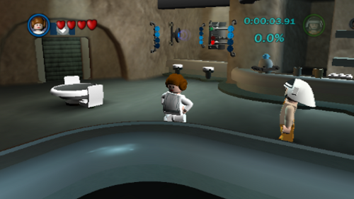 LEGO Star Wars II - The Original Trilogy (USA) ISO < PSP