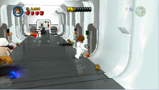 Screenshot Thumbnail / Media File 1 for LEGO Star Wars II - The Original Trilogy (USA)