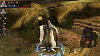 Screenshot Thumbnail / Media File 1 for Lord of the Rings - Tactics, The (Europe)