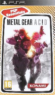 Screenshot Thumbnail / Media File 1 for Metal Gear Ac!d (Europe)