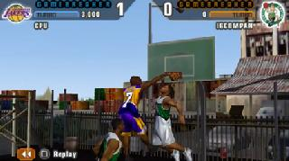 Screenshot Thumbnail / Media File 1 for NBA Street Showdown (USA)