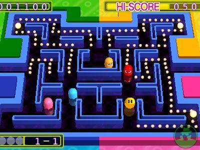 скачать игру Pacman на Psp - фото 3
