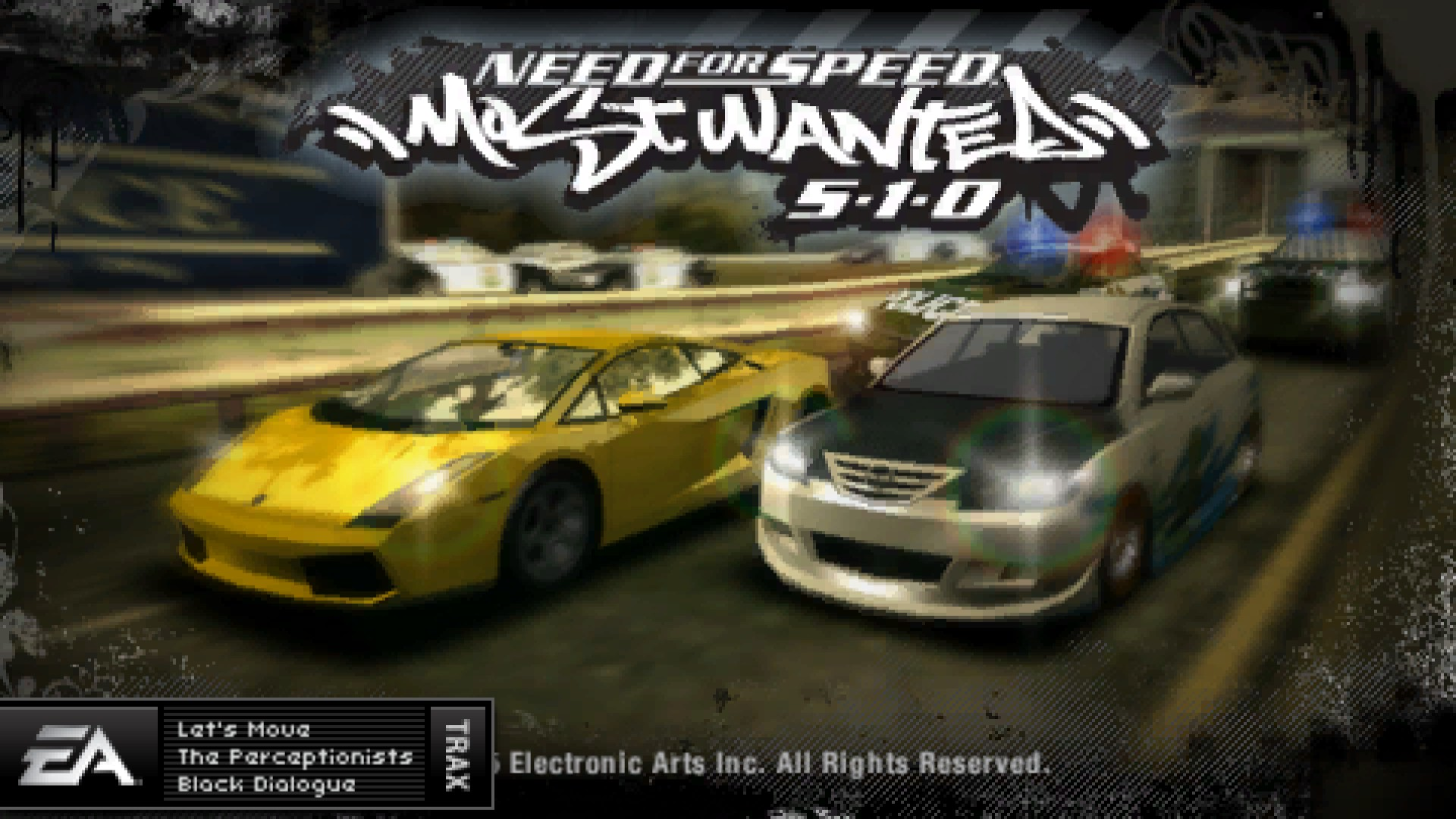 Need for Speed - Most Wanted 5-1-0 (USA) ISO