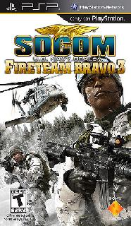 Screenshot Thumbnail / Media File 1 for SOCOM - U.S. Navy SEALs - Fireteam Bravo (USA)