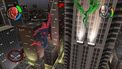 скачать игру Spider Man на Psp - фото 6