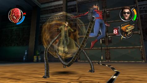 скачать игру Spider Man на Psp - фото 11